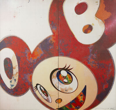 Takashi Murakami, 'And Then When That's Done... (Red)', 2009