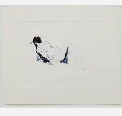 "Tracey Emin, 'TRACEY EMIN ""FURTHER BACK TO YOU"" HAND SIGNED & NUMBERED BY ARTIST', 2014"