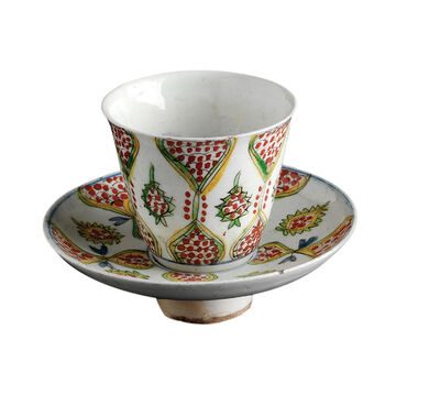 'Cup', First half of the 18th century