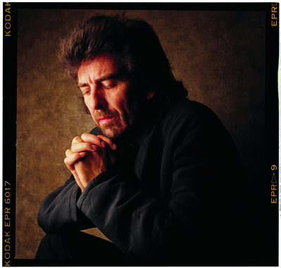 William Coupon, 'George Harrison (Eyes Closed), Los Angeles, California, 1988', 1988