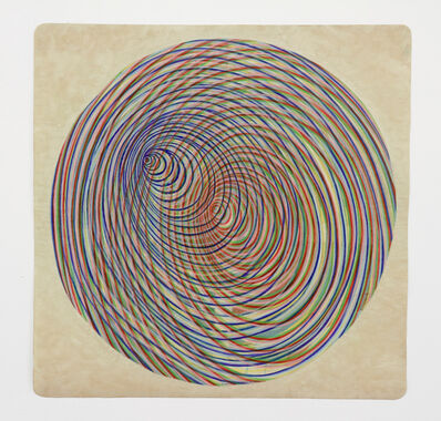 Ati Maier, 'Planetary Rings', 2016