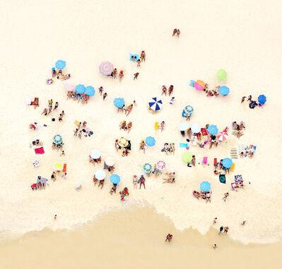 Joshua Jensen-Nagle, 'Sunbathers of Copacabana III', 2016