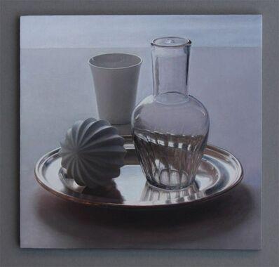 Lucy Mackenzie, 'Still Life with Glass Carafe', 2014