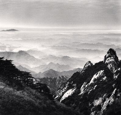 Michael Kenna, 'Huangshan Mountains, Study 51, Anhui, China', 2017