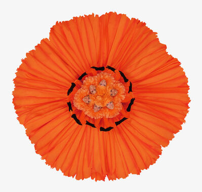Howard Schatz, 'Fashion Flowers:  Orange Gardenia', 2006