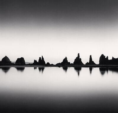 Michael Kenna, 'Hashikui Rocks, Study 1, Kushimoto, Honshu, Japan', 2002