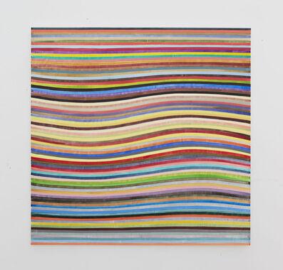 Bernard Frize, 'Imi', 2013