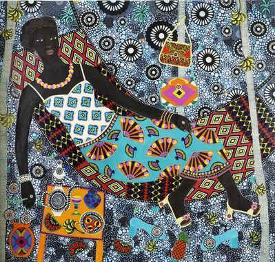 Carla Kranendonk, 'Khoudia', 2019