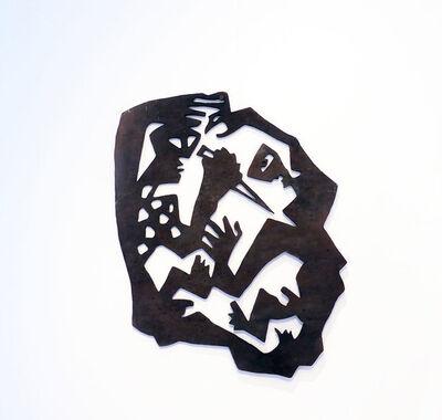 Gottfried Bräunling, 'Kain und Abel', 1992