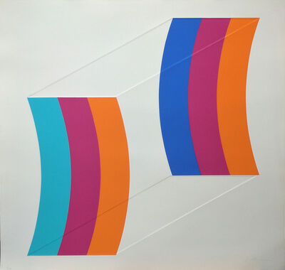 Charles Hinman, 'Double Kite', 1970