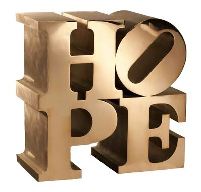 Robert Indiana, 'Hope', 2010