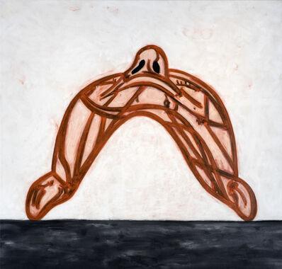 Tony Bevan, 'Head Horizon (PC981)', 1998