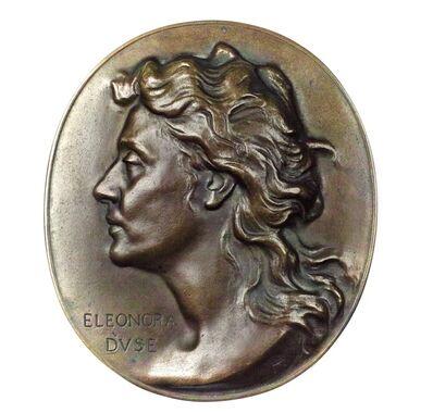 Adolf Ritter von Hildebrand, 'Portrait of Eleonora Duse, circa, 1910', 1910