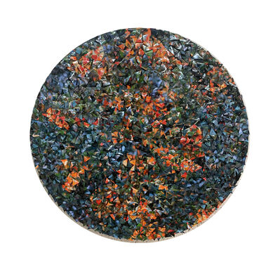 Mabel Poblet, 'Orange Garden', 2019