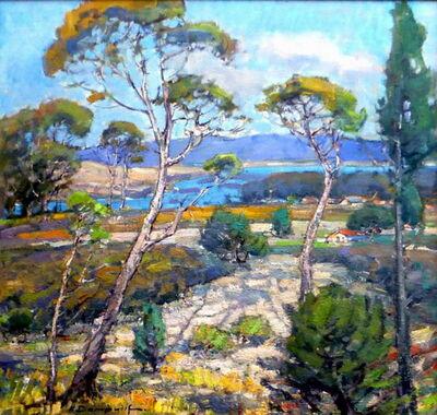 Karl Dempwolf, 'Morro Bay Lagoon', 2015