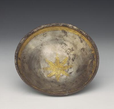 'Bowl with Leaf Calyx Medallion',  2nd -1st century B.C.