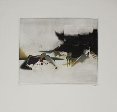 Tuvia Beeri, 'Graue Landschaft / Gray Landscape', 1987