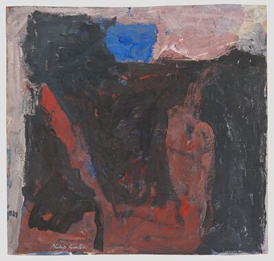 Philip Guston, 'Untitled', 1962