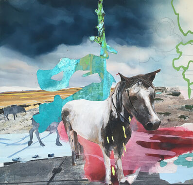 Jenny Day, 'A Horse For Greta', 2019