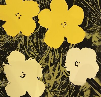 Sunday B. Morning, 'Flowers ', ca. 1980