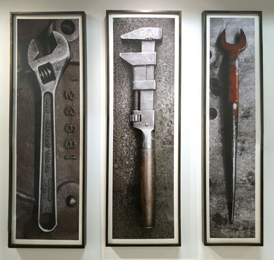 Charlie Spademan, 'Wrenches: 23681, C.V.R.R., Spud Wrench', 2019