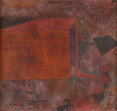 Paul Klee, 'Rotes Haus (Red House)', 1929