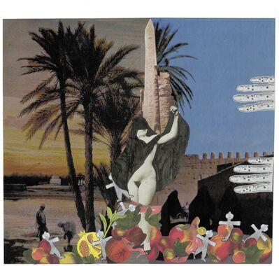 Afsoon, 'Egyptian Magic', 2015-2016