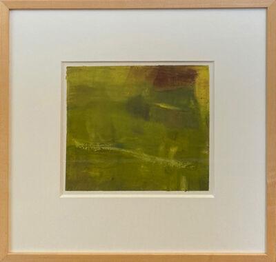 Elizabeth DaCosta Ahern, 'Velvet Moss', 2020