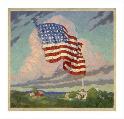 Walter Beach Humphrey, 'Land of the Free', ca. 1950