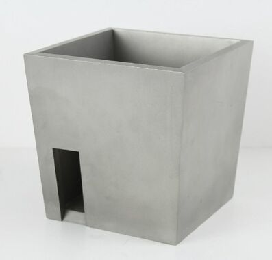 Peter Lodato, 'STEEL ROOM  California Minimalist Abstract Sculpture ', 1989