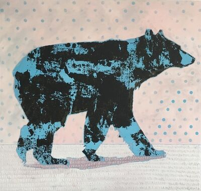 Christopher Griffin, 'Pink Bear IV', 2018