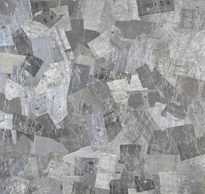 Robert Larson, 'Silver Square (2)', 2014