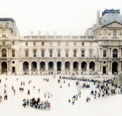 Joshua Jensen-Nagle, 'Louvre, Busy Days With Too Much To Do', 2008