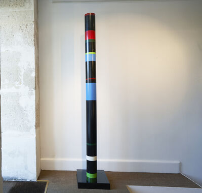 Guy de Rougemont, 'colonne N°11', 1976