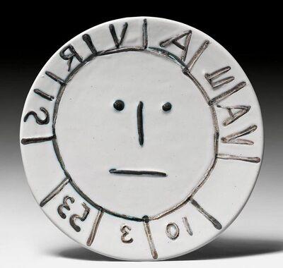 Pablo Picasso, 'Vallauris', 1953