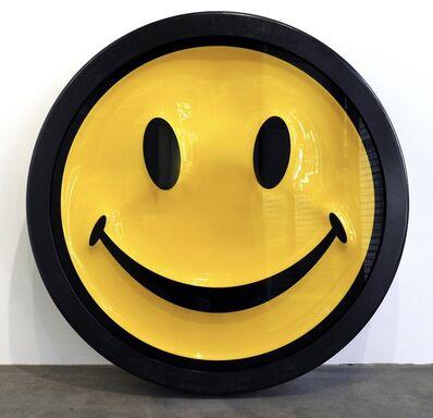 Ryan Callanan (RYCA), 'Metric Power Pill (Yellow Smiley Face)', 2020
