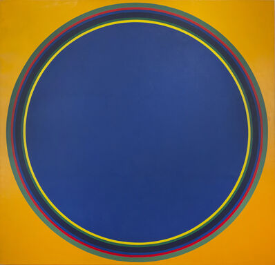 John Stephan, 'Disc #17', 1970