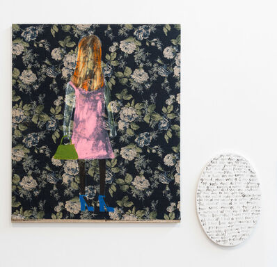 Jenny Watson, 'A mature woman', 2018