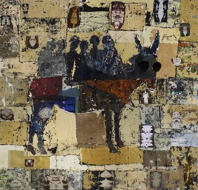 Ermias Kifleyesus, 'Donkey Power', 2019