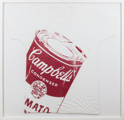 "Andy Warhol, '""Campbell´s Soup Can T-Shirt""', 1962"