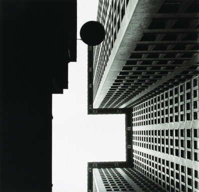 Beaumont Newhall, 'Chase National Bank, New York', 1928-printed 1983