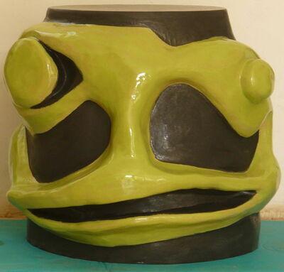 "Elizabeth Garouste, '""Chocolat"" stool', 2010"