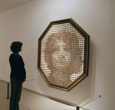 Daniel Rozin, 'Wooden Mirror', 1999