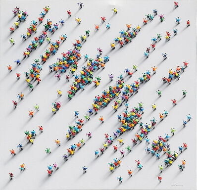 Jane Waterous, 'The Crowd', 2018