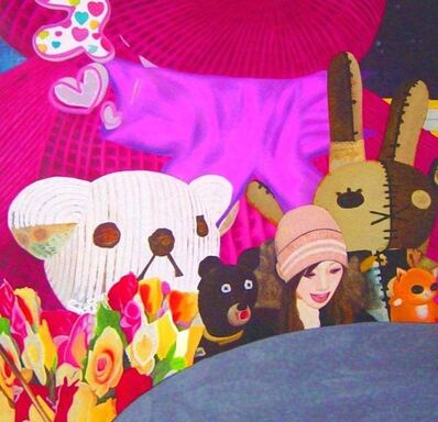 Potchi Moopp, 'Friends', 2009