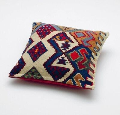 Olaf Nicolai, 'Georg's Pillow(Replica of a pillow from George Lukács' sofa in his study at Belgrad Kai, Budapest), For Parkett 78', 2007