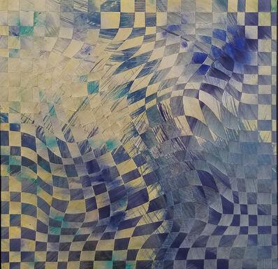Suzanne Donazetti, 'Blue Shadows', 2019