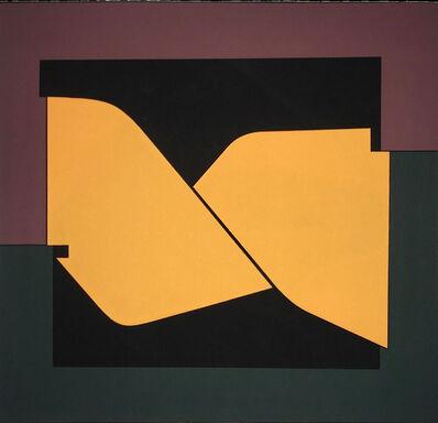 Victor Vasarely, 'Kandahar', 1955