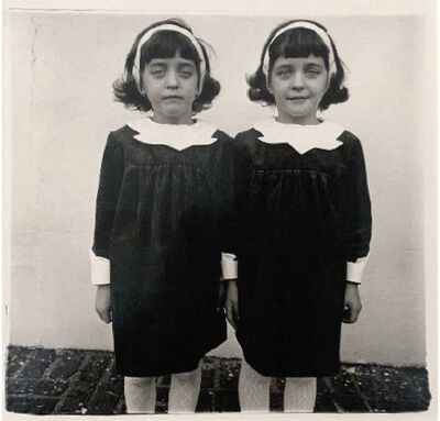 Diane Arbus, 'Identical Twins, Roselle, NJ', 1967