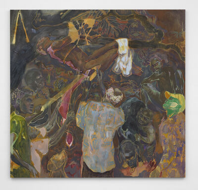 Michael Armitage, 'The Flaying of Marsyas', 2017
